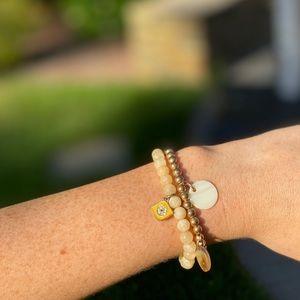 Bohemian bead bracelets